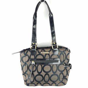 ZAZA bag insulated lunch + purse shoulder